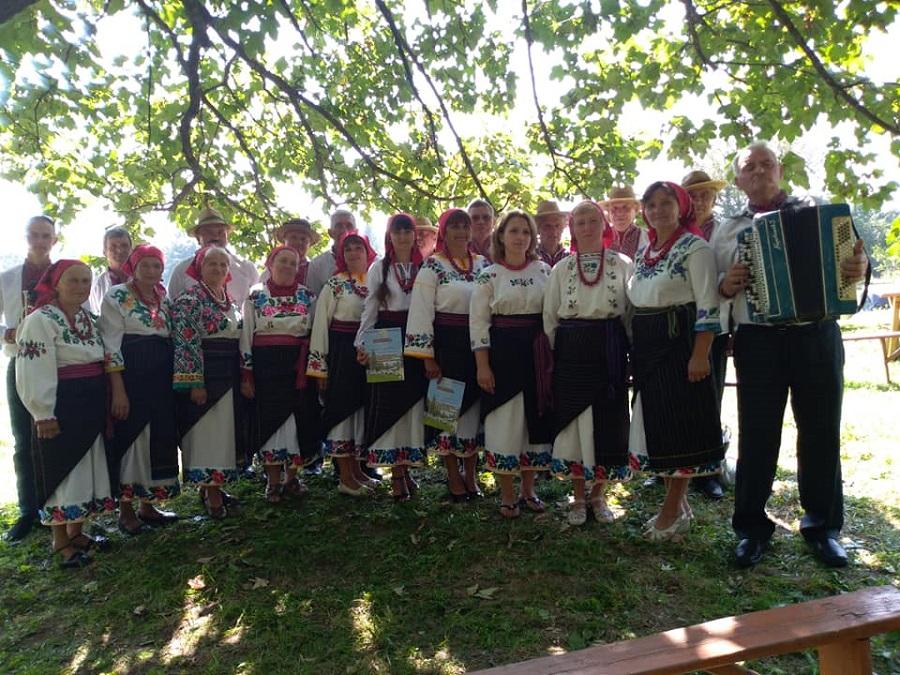 Селищанська «Прялочка» побувала на фестивалі національних культур «Радість родин»