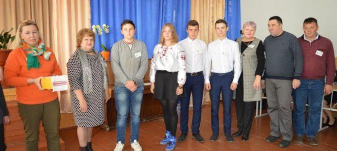 Перемога команди «MixStar» Сокирянського району  в обласному турнірі юних математиків